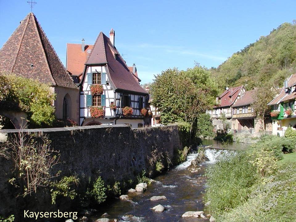 Je suis de l'Alsace, écoute-moi bien l'ami, Qui a connu dans le passé les pires ennuis .