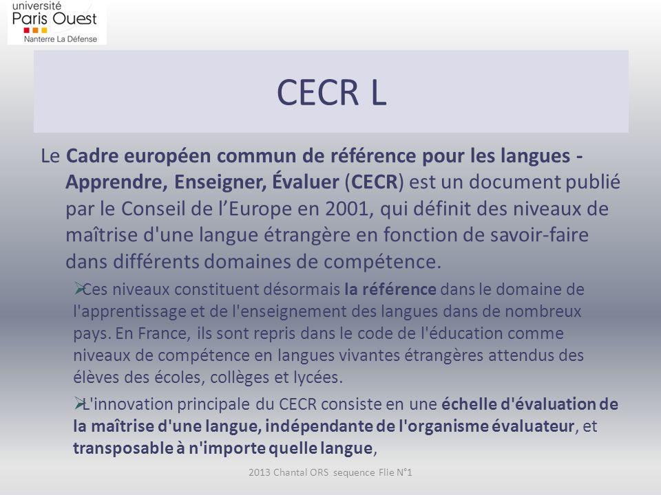 CE CR L  Le besoin :  servir l économie européenne en facilitant la mobilité des personnes et compétences.