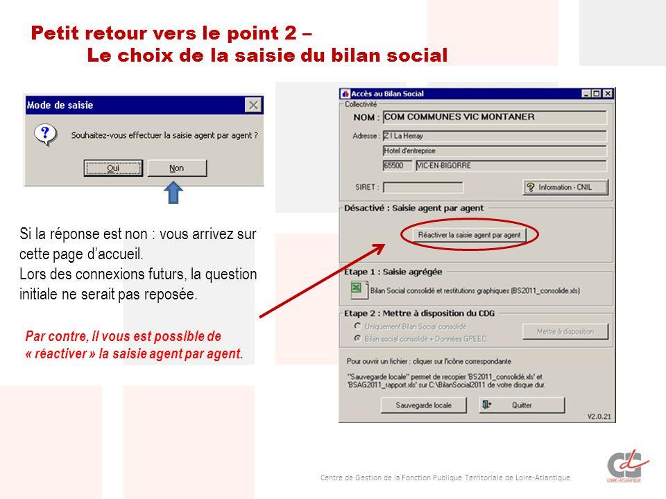 Centre de Gestion de la Fonction Publique Territoriale de Loire-Atlantique Si la réponse est non : vous arrivez sur cette page d'accueil. Lors des con