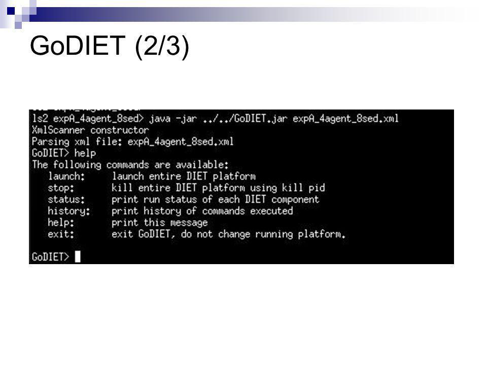 GoDIET (3/3) Contenu du fichier XML  Description des ressources: Disques.