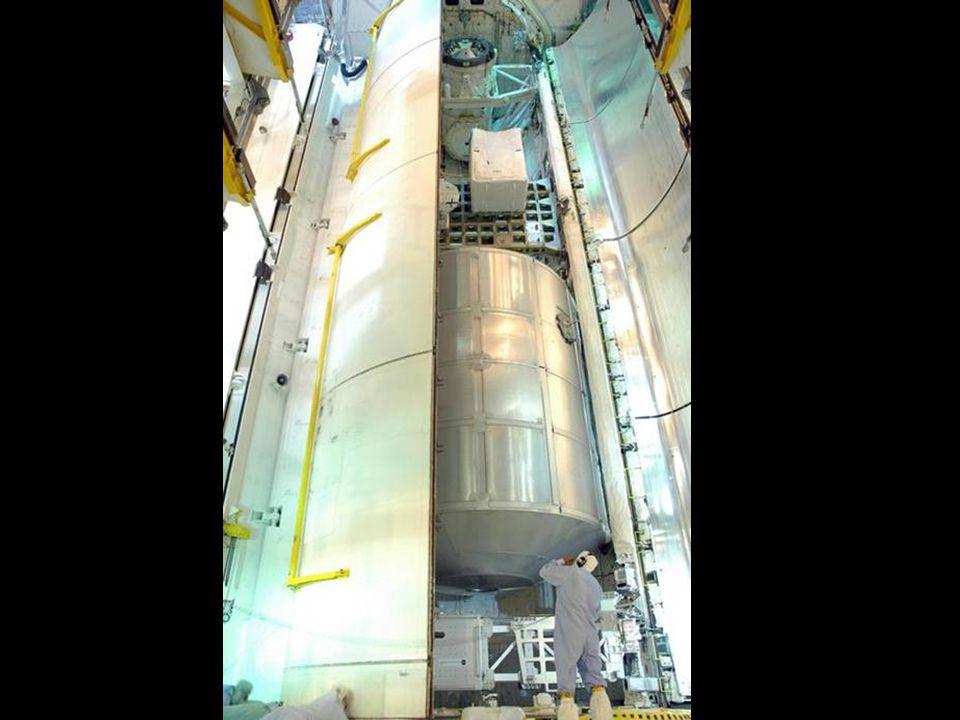 Nouveau module pour l'ISS