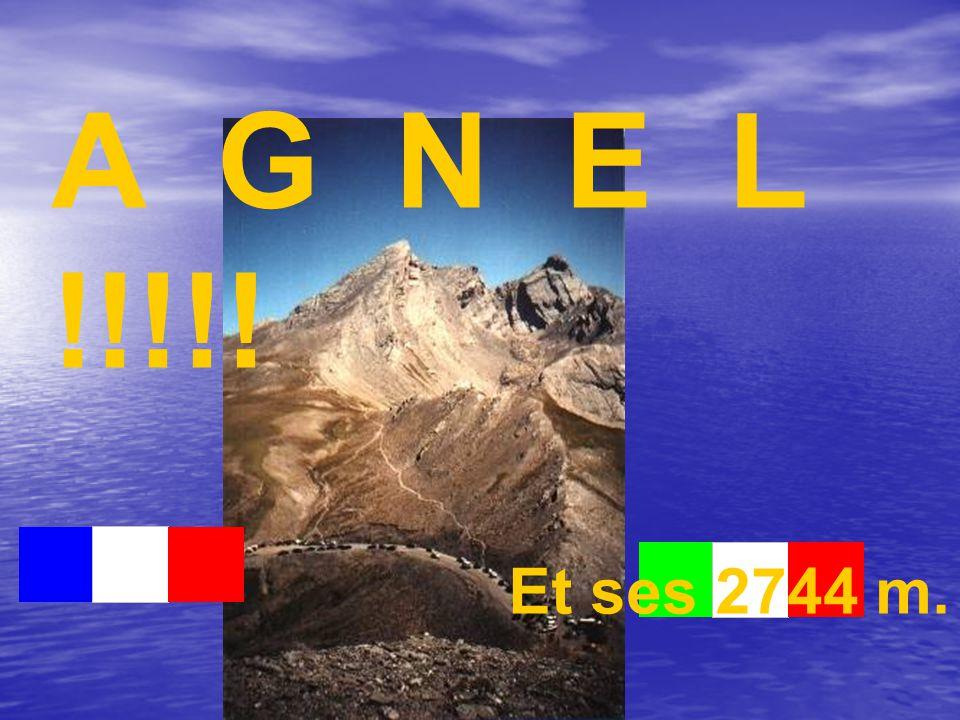 Allez, le second col le plus haut de France, c'est ….. le col …..