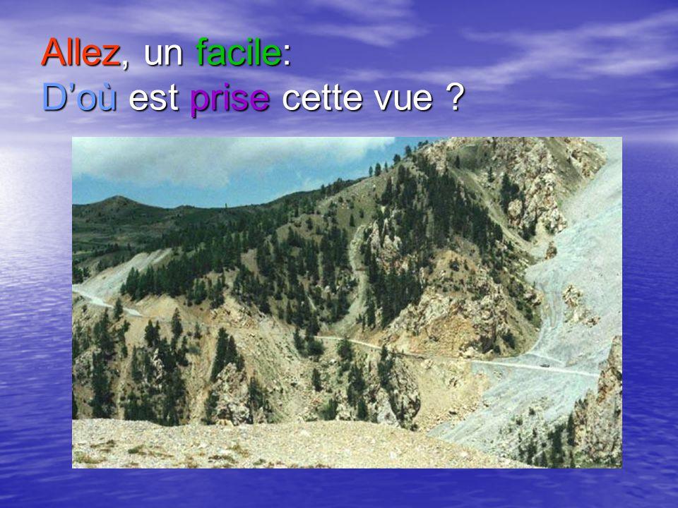 C'est bien sûr L'Alpe.