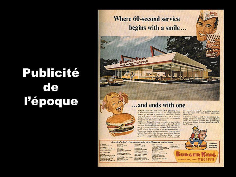 Burger king 1954
