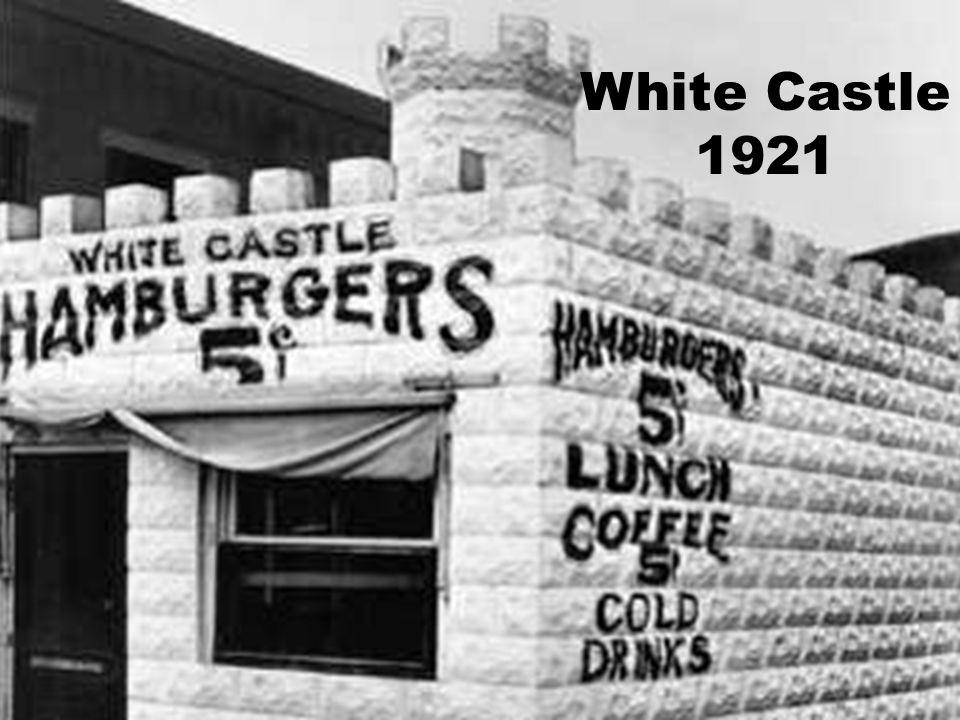 امریکائی ها در عرصه تهیه سریع مواد غذائی پیشقدم بوده اند