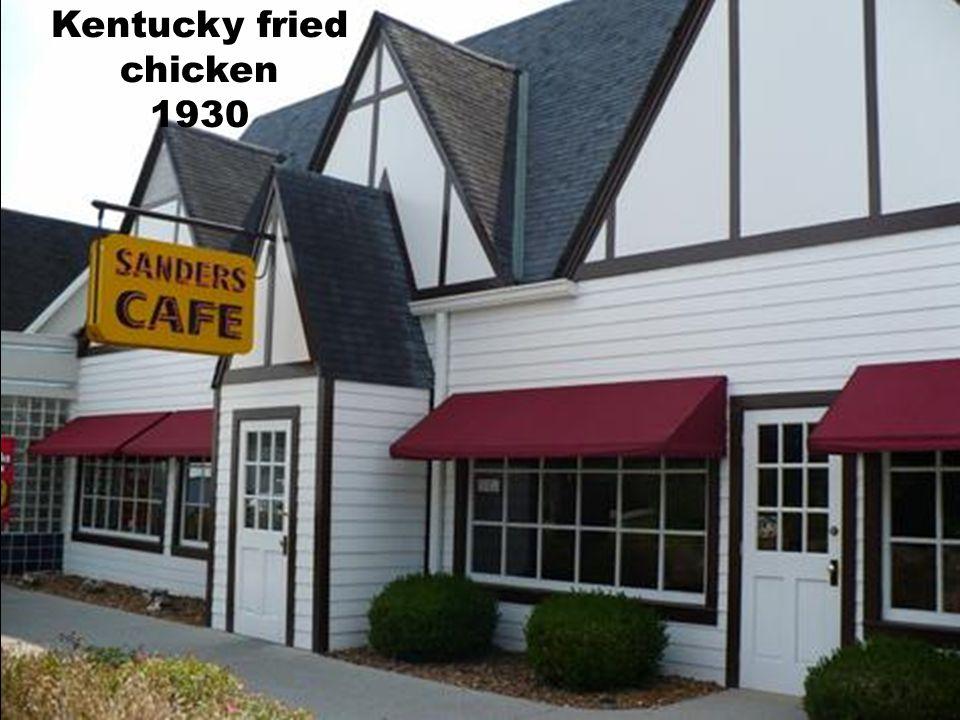 420 restaurants aux États-Unis