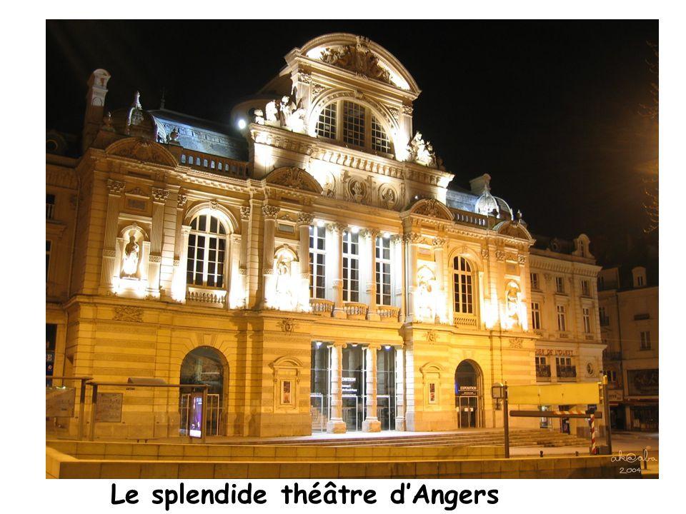 La Gare Saint Laud : à 1 h 30 de Paris