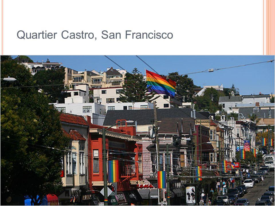 Quartier Castro, San Francisco