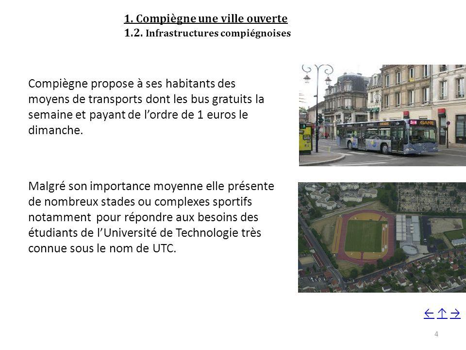 1.Compiègne une ville ouverte 1.2.