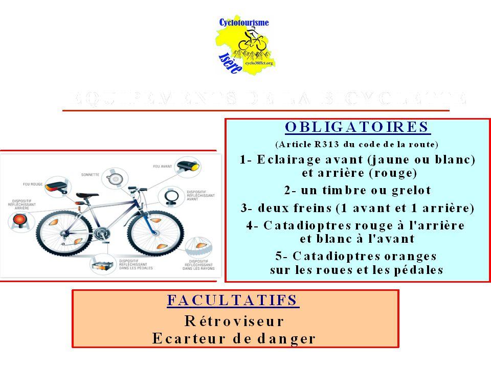 Stats CODEP 2013 (au 6/11) Nombre : 40 Défaut de maitrise ( perte de contrôle du véhicule) : 32 Route : 26 V T T : 14 V T C : 0 Dommage corporel : 30 Hospitalisation : 10 Décès : 0 Chute individuelle : 36 Chute collective : 4 Renversés : 1 Vol : 1