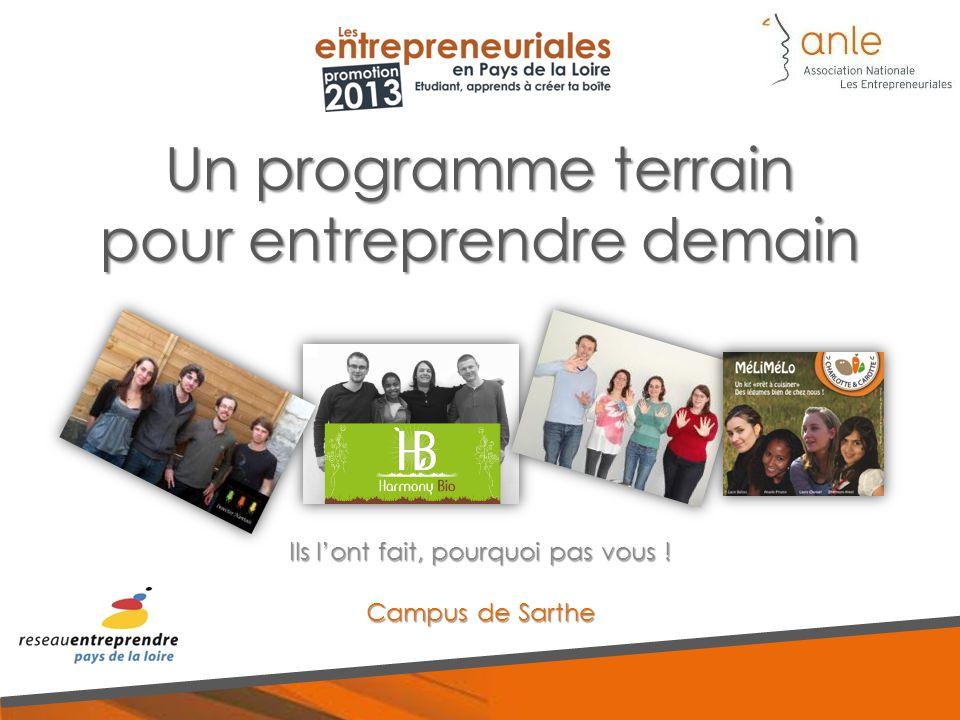 C'est quoi Les Entrepreneuriales .