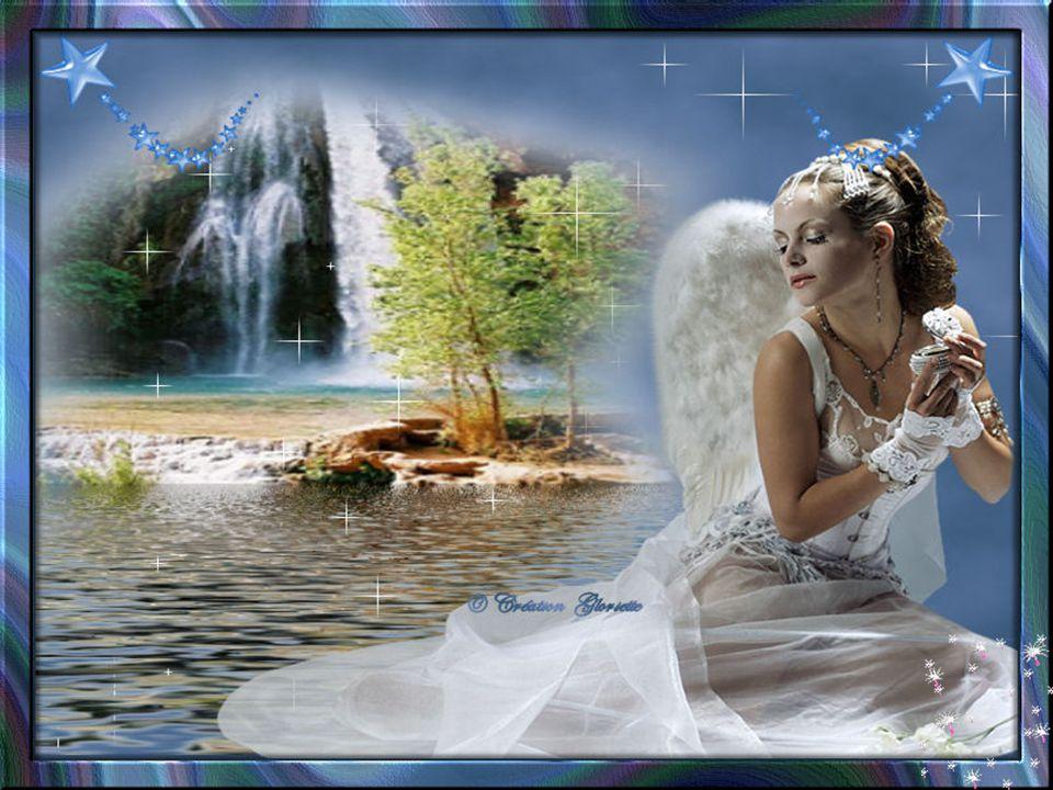 Dans leurs mains creuses et tendres Ils portent les tristesses de l'absence Ils peuvent consoler les cœurs brisés Ils sont l'âme de tous les contes de fée … Ginette