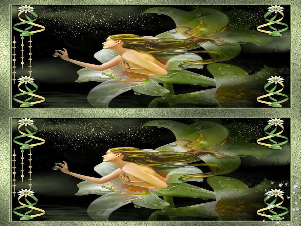 Ils ont des doigts tout en lumière Pour guider nos simples prières Les anges seront toujours à nos côtés Ils nous suivront même dans l'éternité … Ginette