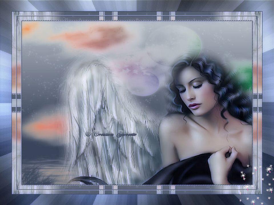 Si tu ne sais ni croire, ni prier Appelle un ange il peut t'aider Les aiguilles de la vie pressent tes pas Mais ton ange sera toujours là … Ginette