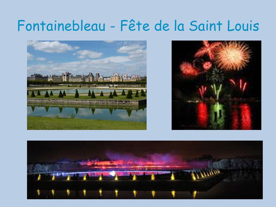 Fêtes et Festivals Pays de Fontainebleau / Avon
