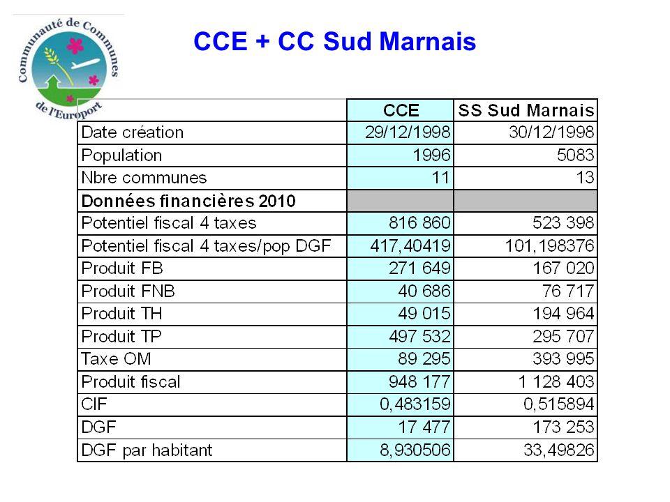 CCE + CC Sud Marnais