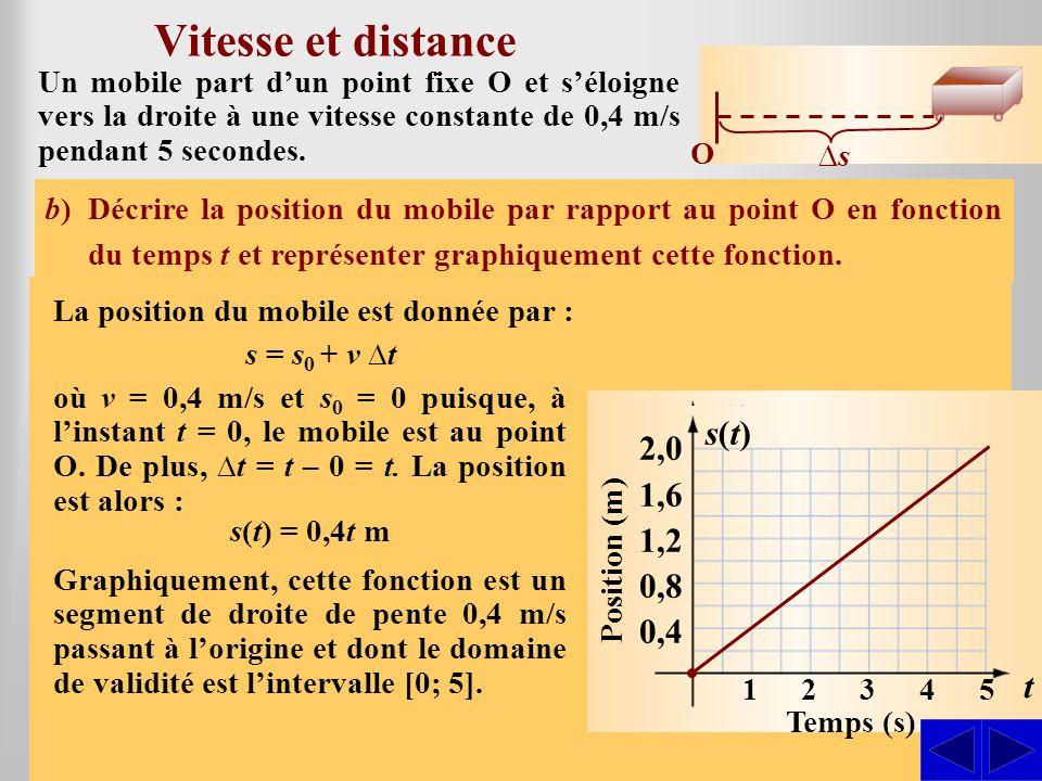 Les deux exemples qui précèdent nous ont permis de voir que l'aire sous une courbe peut représenter, dans certaines situations, une grandeur physique.