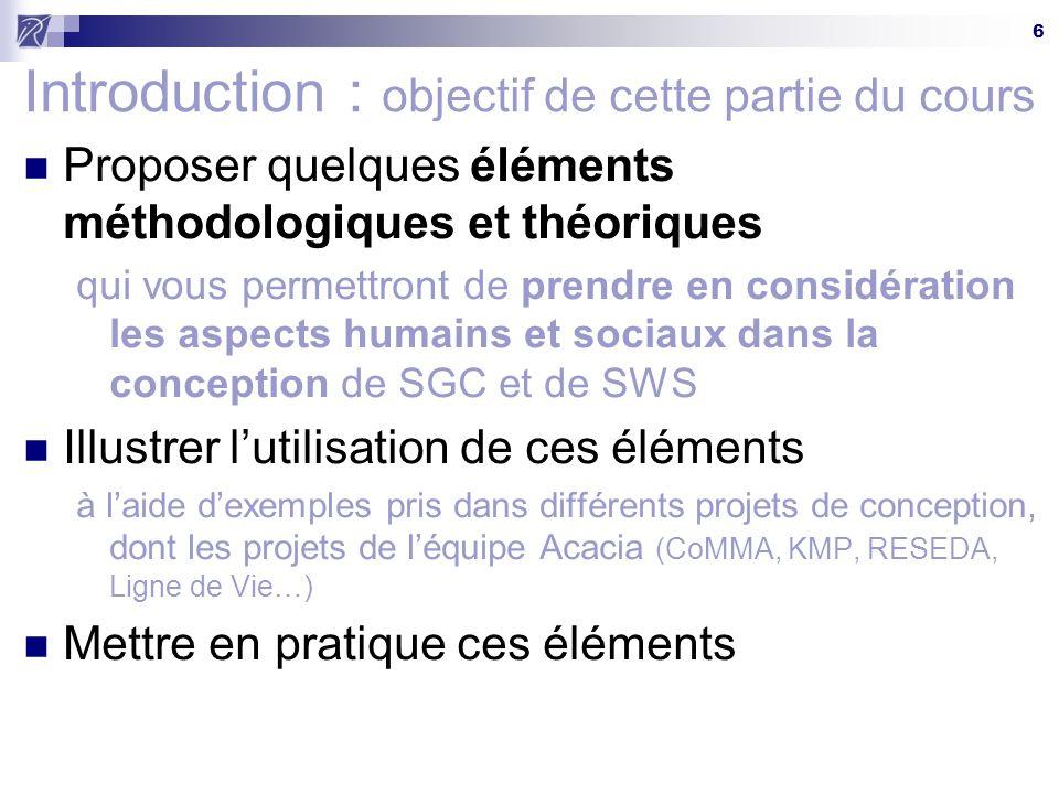 37 Méthode : entretiens Terminologie Compréhension des termes  Système d offre, c est quoi .
