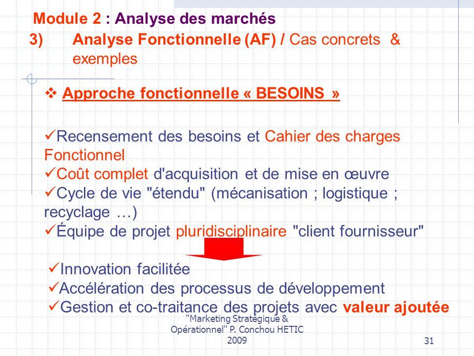 Marketing Stratégique & Opérationnel P.