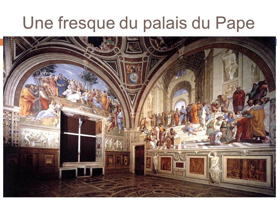 Quelles sont les caractéristiques de la peinture de Raphaël.
