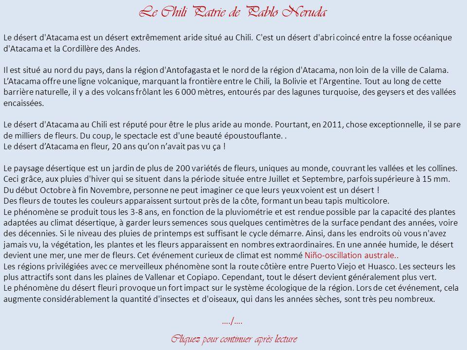 Pablo Neruda La centaine d'amour - Sonnet XVII Par Nanou et Stan