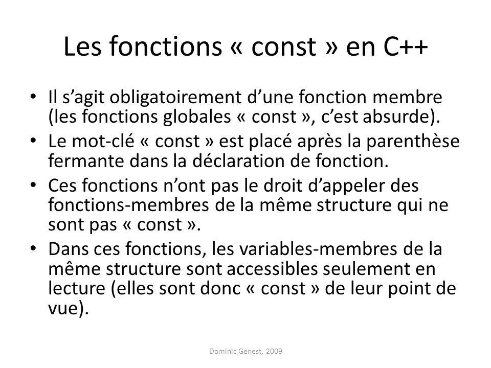 Les tableaux dynamiques à plusieurs dimensions Comme pour les tableaux de chaînes de caractères, vus précédemment, l'utilisation de n'importe quel tableau à plusieurs dimensions implique un choix « dynamique » ou « statique » pour chaque dimension.