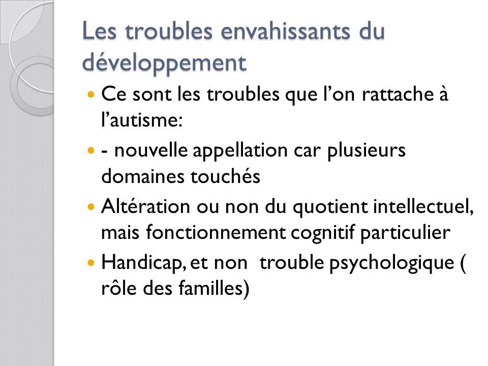 Conséquences 2 Conséquences aussi sur la vie sociale - plus sensibles aux changements, car rythme d'adaptation moins rapide Estime de soi Impulsivité