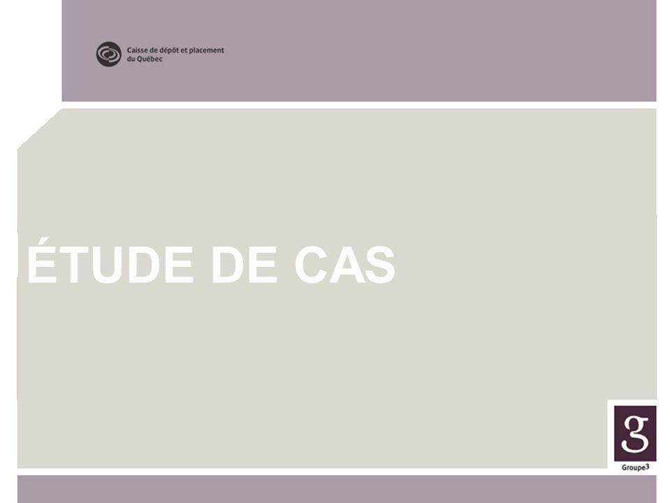 LE MESSAGE ÉTUDE DE CAS Programme de formation Bien communiquer pour mieux interagir ÉTUDE DE CAS