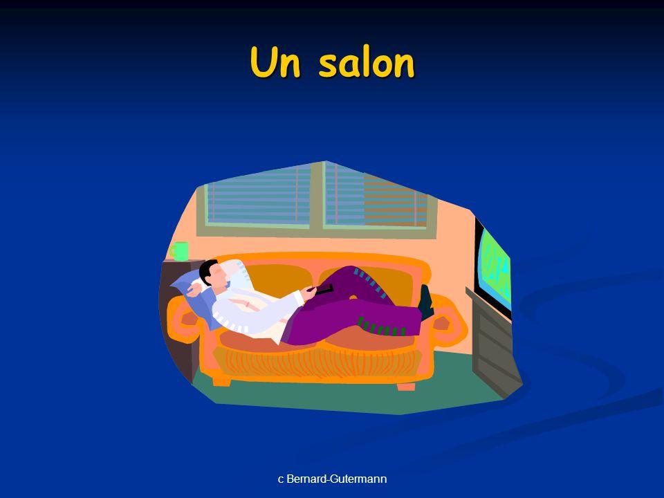 c Bernard-Gutermann Un salon