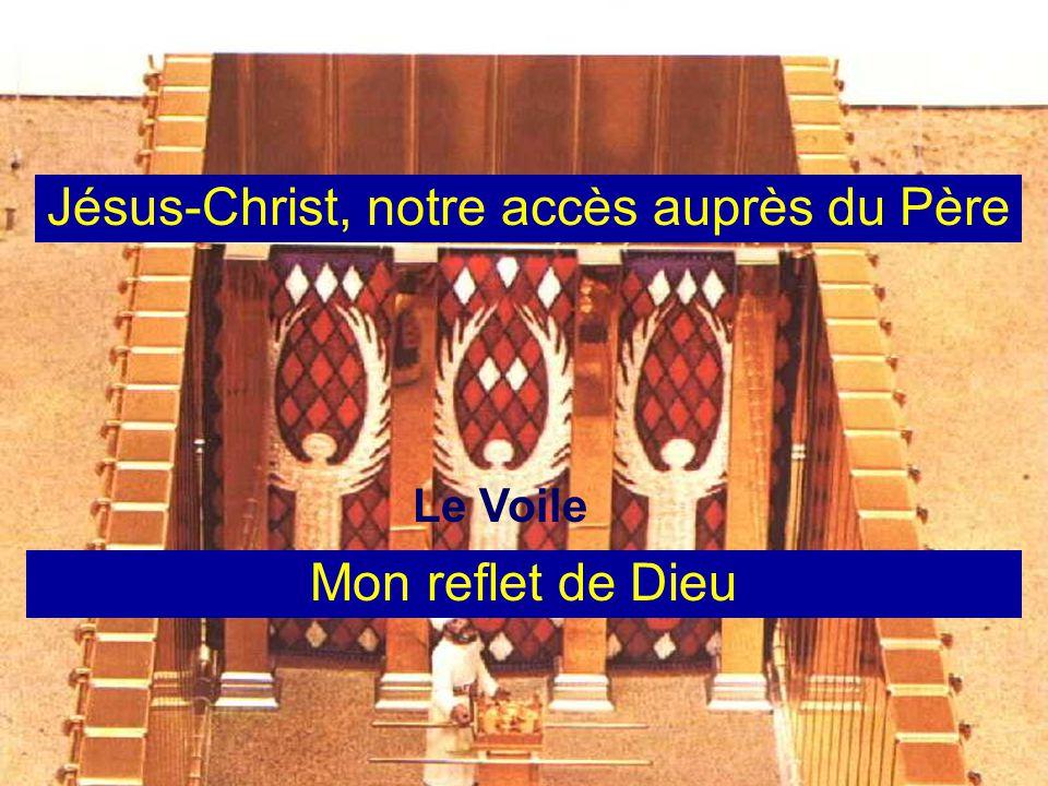 Le Voile Jésus-Christ, notre accès auprès du Père Mon reflet de Dieu