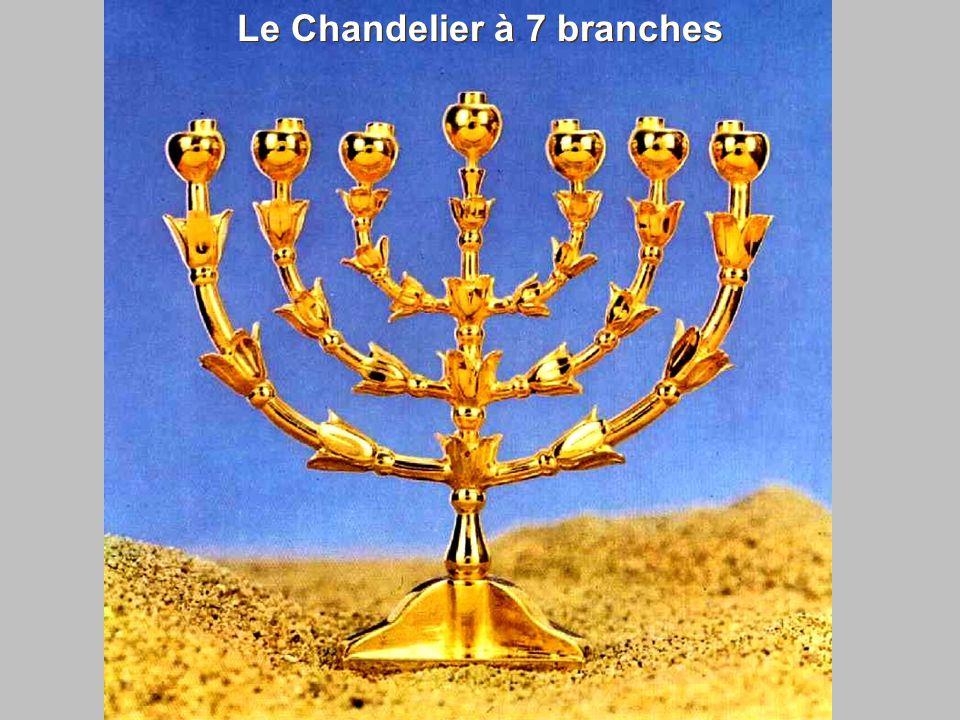 Le Chandelier à 7 branches