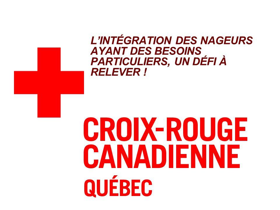 Depuis plus de 60 ans, la Croix-Rouge canadienne offre des programmes de natation et de développement du leadership.