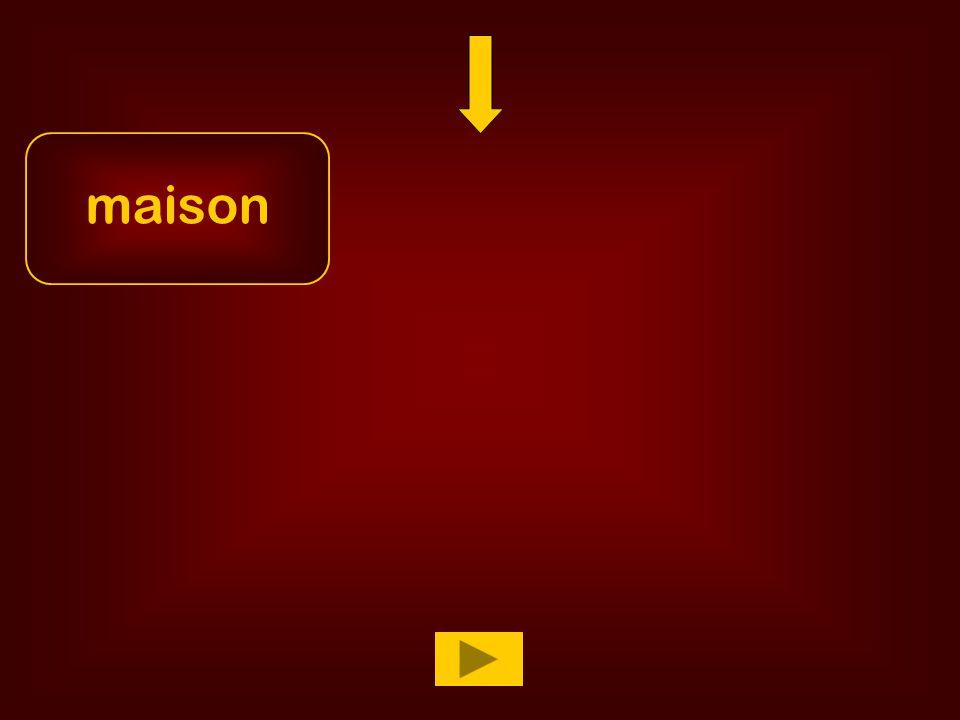 Insérer un déclencheur : un clic sur celui-ci lancera l'exécution de la série (ex une flèche, placée ici au début pour les besoins du diaporama) Créer le premier cadre-mot : les mots peuvent être remplacés par n'importe quoi (chiffres, opérations (mémoire de travail), dessins…)
