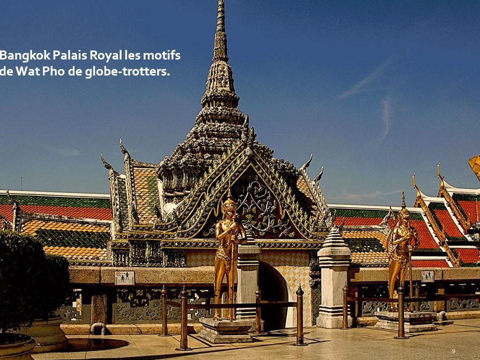 Chao Phraya Longue queue Fluviale Bateaux 19