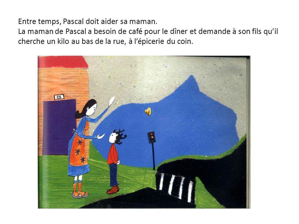 Un jour, Pascal, fatigué de jouer avec des poupées de chiffons, qui ne savent pas parler, les abandonne dans un coin. Il recherche un ami. Un ami vrai