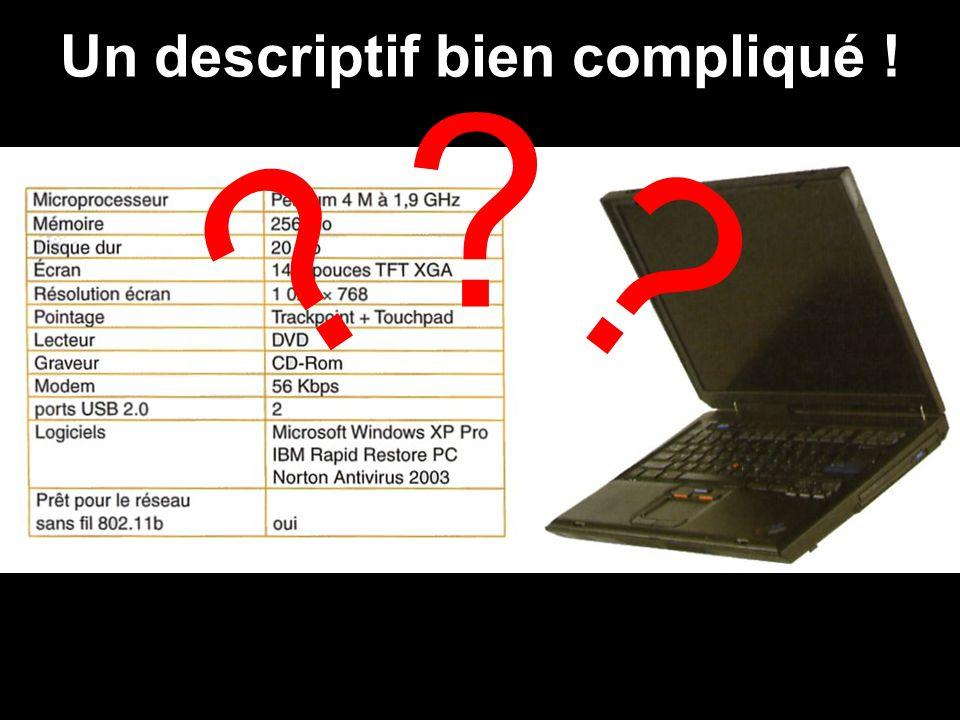 Avant d'exploiter les différentes possibilités d'un ordinateur, on se doit de d'étudier son architecture de base.