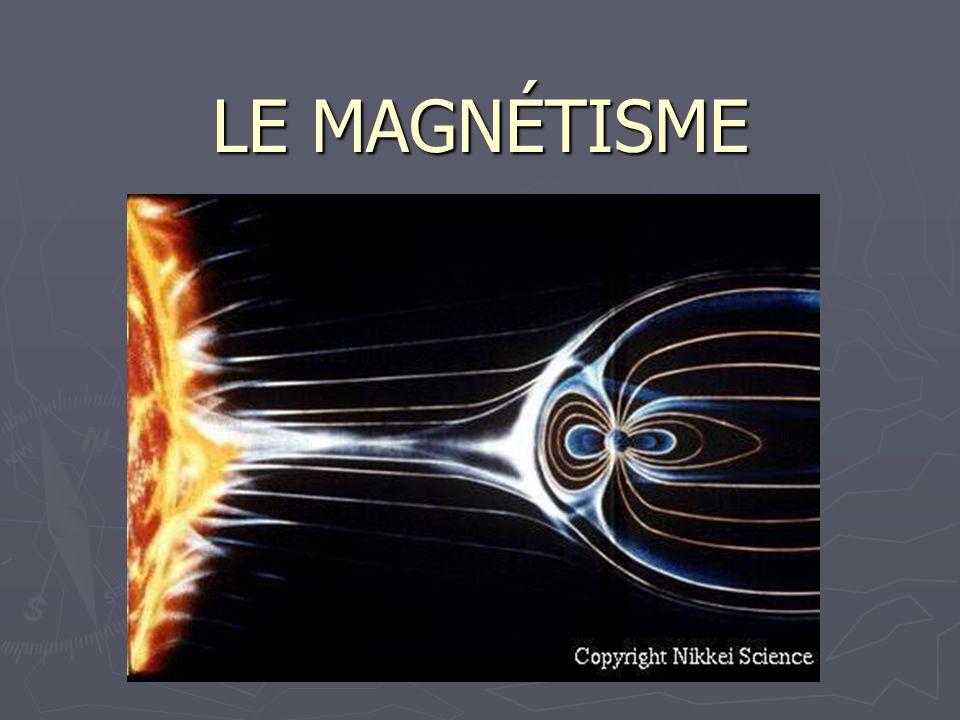 Substances ferromagnétiques  Ce sont des substances qui ont la propriété d être attiré par un aimant, ou qui deviennent temporairement magnétiques.