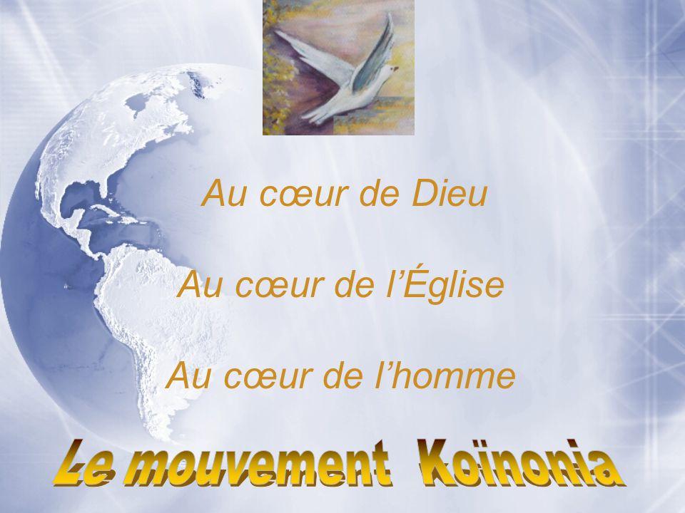 Dans la Liberté, par la Miséricorde pour la Communion Par, pour et en Toi, Seigneur .