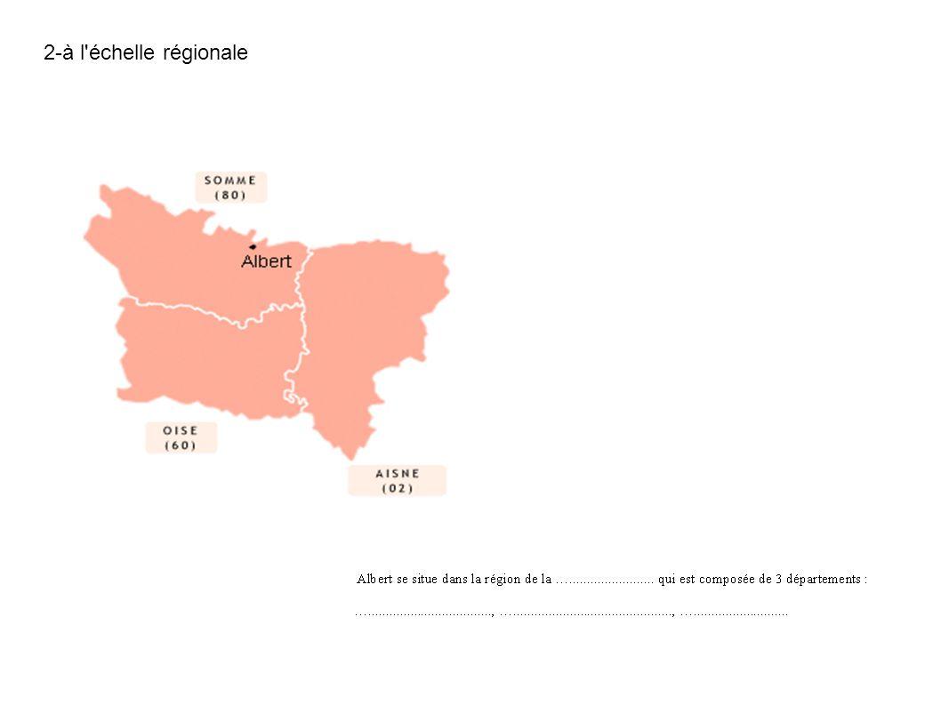 2-à l'échelle régionale