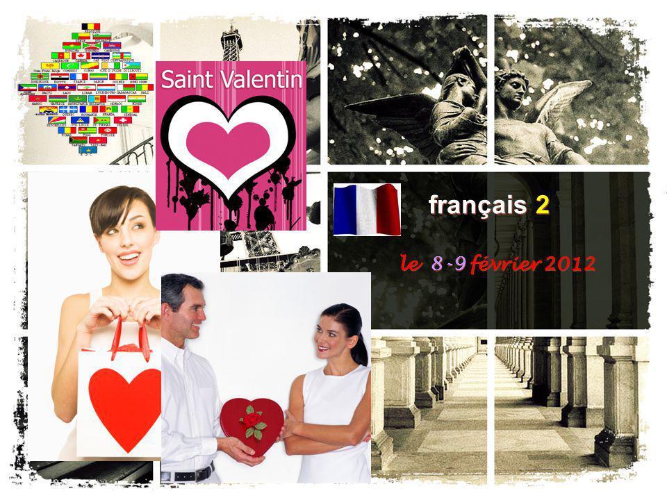français 2 le 8-9 février 2012