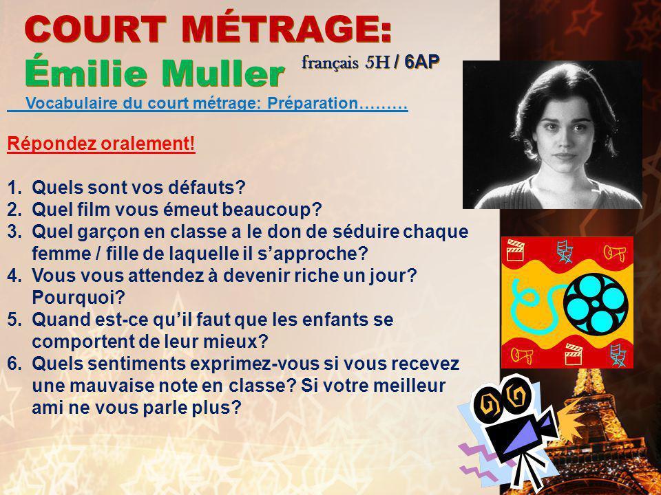 français 5H le 8-9 février 2012 ActivitéClasseur ÉCOUTONS/CHANTONS !: Des ricochets / Ça ira, mon amour .