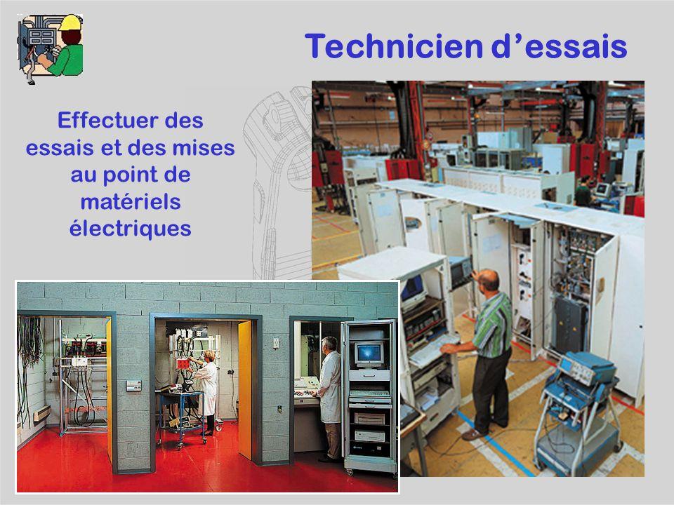 Chef de chantier en installation électrique Spécialisé dans l'électricité bâtiment ou les petites installations industrielles