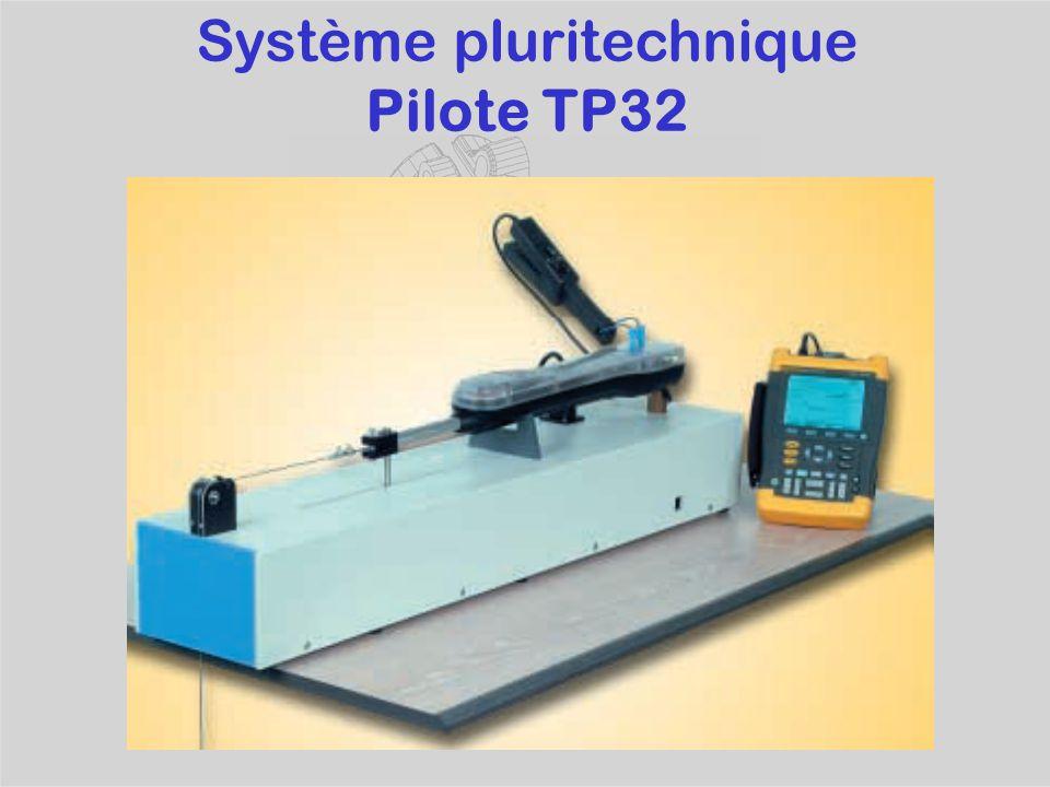 Système pluritechnique Pilote TP32