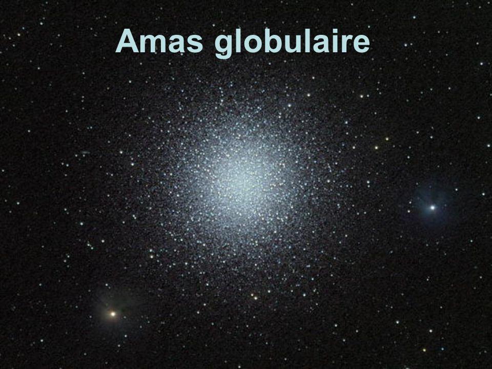 Galaxie d'Andromède (avec filtre)