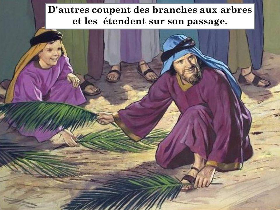 Au pied de la croix, il y a sa mère, et Jean.Jésus lui dit : « Femme, voici ton fils .