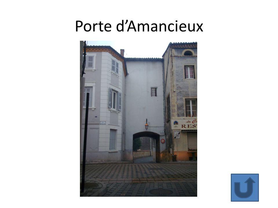 Porte d'Amancieux