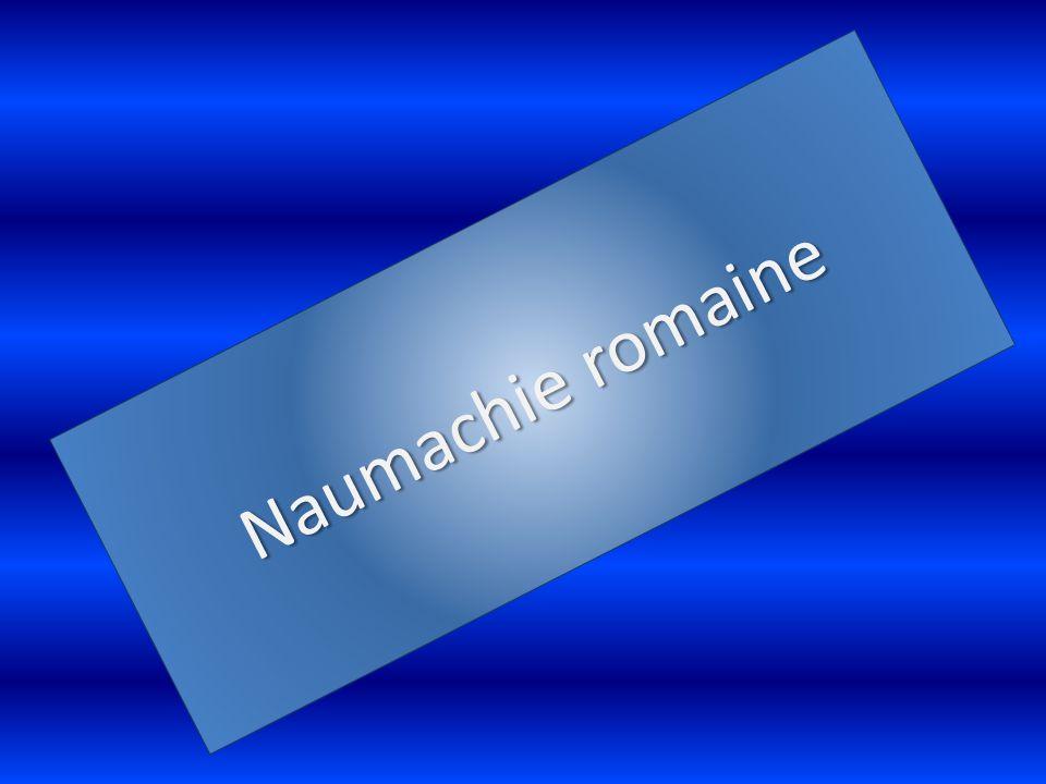 Naumachie romaine