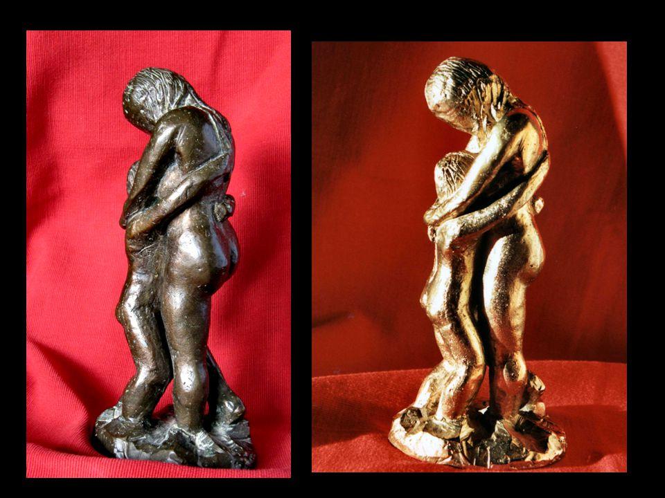 Résultat un bronze tout neuf et bien brillant .