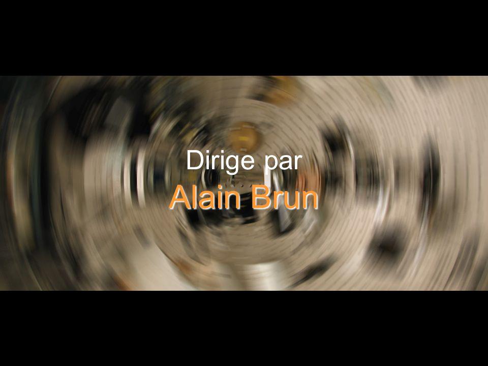 59 Dirige par Alain Brun