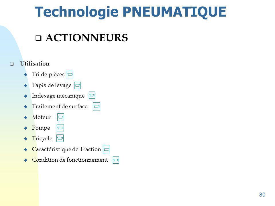 81 Technologie PNEUMATIQUE  Unités pneumatiques compactes u Video 1 u Video 2 u Video 3 u Video 4